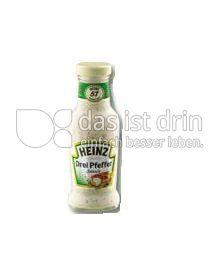 Produktabbildung: Heinz Drei Pfeffer Sauce 250 ml