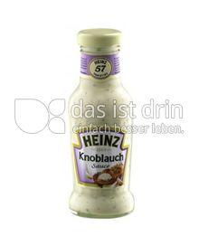 Produktabbildung: Heinz Knoblauch Sauce 250 ml