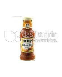 Produktabbildung: Heinz Schaschlik Sauce 250 ml