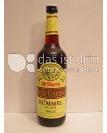 Produktabbildung: Oechelhaeuser Markenspirituosen Alt Siegener Kümmel mit Rum 700 ml