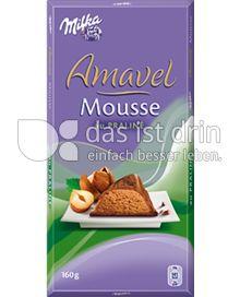 Produktabbildung: Milka Amavel Mousse au Praliné 160 g