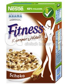 Produktabbildung: Nestl&eacute; Fitness Knusper-M&uuml;sli Schoko 500 g