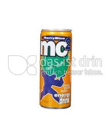 Produktabbildung:  MC2 Energy Drink