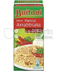 Produktabbildung: Buitoni Sauce Panna Arrabbiata 350 ml
