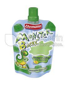Produktabbildung: Monsterbacke Wackelpudding Waldmeister 90 g