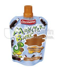 Produktabbildung: Monsterbacke Wackelpudding Cola-Geschmack 90 g