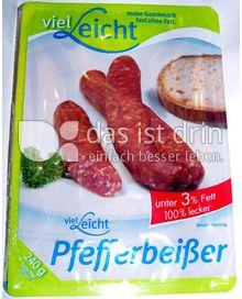 Produktabbildung: viel-Leicht Pfefferbeißer 240 g