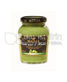 Produktabbildung: Maille Dijon-Senf mit Kräutern 200 ml