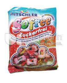 Produktabbildung: Hitschler Sofree Kaubonbons Frucht 112 g