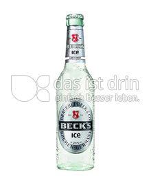 Produktabbildung: Beck´s Ice 0,33 l
