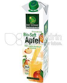 Produktabbildung: Bio Sonne Bio-Saft Apfel 1 l