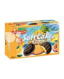 Produktabbildung: Griesson Soft Cake Tropic 300 g