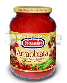 Produktabbildung: Bernbacher Pasta-Sauce Arrabbiata 400 g