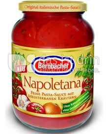 Produktabbildung: Bernbacher Pasta-Sauce Napoletana 400 g