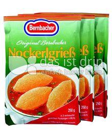 Produktabbildung: Bernbacher Nockerlgrieß 250 g