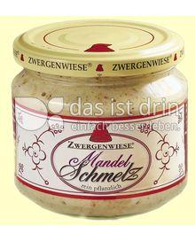 Produktabbildung: Zwergenwiese Mandelschmelz 150 g