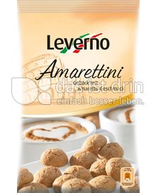 Produktabbildung: Leverno Amarettini 250 g