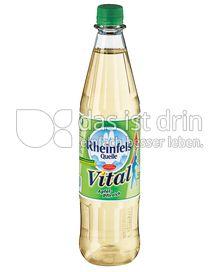 Produktabbildung: Rheinfels Quelle Vital 0,75 l