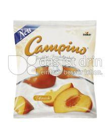 Produktabbildung: Storck Campino Joghurt Pfirsich 100 g