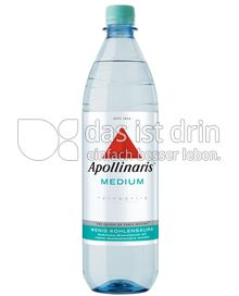 Produktabbildung: Apollinaris Medium 1 l