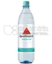Produktabbildung: Apollinaris Medium 1 l