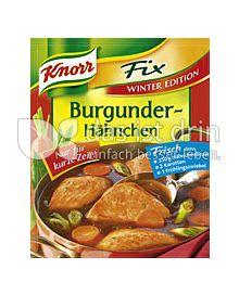 Produktabbildung: Knorr Fix Burgunder-Hähnchen 57 g