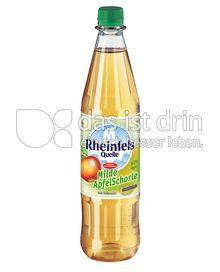Produktabbildung: Rheinfels Quelle Milde Apfelschorle 0,75 l