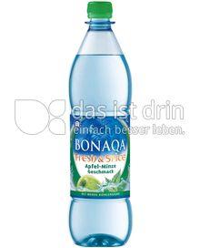 Produktabbildung: Bonaqa Fresh & Spice, Apfel Minze 1,5 l