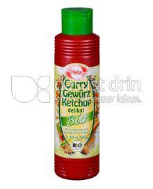 Produktabbildung: Hela Curry Gewürz Ketchup delikat BIO 400 ml