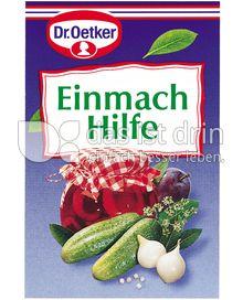 Produktabbildung: Dr. Oetker Einmach-Hilfe 7,5 g