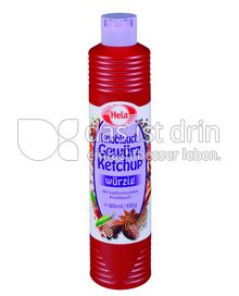 Produktabbildung: Hela Knoblauch Gewürz Ketchup 800 ml