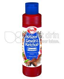 Produktabbildung: Hela Kräuter Gewürz Ketchup Provence 400 ml