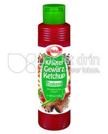 Produktabbildung: Hela Kräuter Gewürz Ketchup Toskana 400 ml