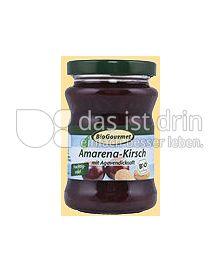 biogourmet amarena kirsch mit agavendicksaft 131 0 kalorien kcal und inhaltsstoffe das ist drin. Black Bedroom Furniture Sets. Home Design Ideas