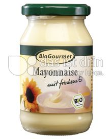 Produktabbildung: BioGourmet Mayonnaise 250 g