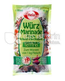 Produktabbildung: Hela Würz Marinade Frische Kräuter-Paprikanote 80 ml