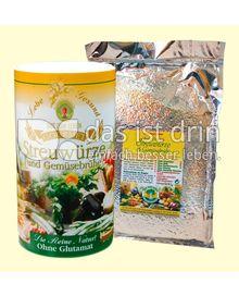 Produktabbildung:  Streuwürze und Gemüsebrühe 250 g