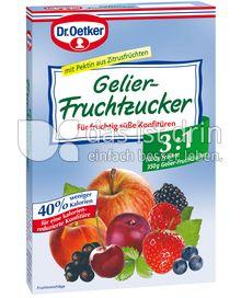 Produktabbildung: Dr. Oetker Gelier-Fruchtzucker 3:1 350 g