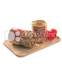 Produktabbildung:  Roggen-Hafer-Brot in der Dose 450 g