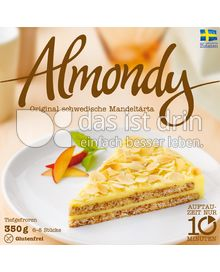 Almondy Mandeltorte