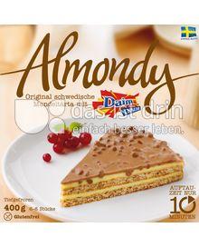 Produktabbildung: Almondy orig.schwedische Mandeltorte mit Daim 400 g