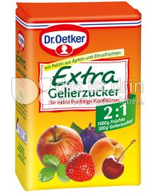 dr oetker extra gelier zucker 2 1 169 0 kalorien kcal und inhaltsstoffe das ist drin. Black Bedroom Furniture Sets. Home Design Ideas