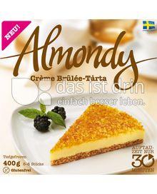 Produktabbildung: Almondy schwedische Mandeltorte crème brûlée 400 g