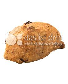 Produktabbildung:  Nuss-Rosinen-Brötchen 375 g