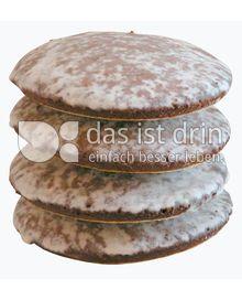 Produktabbildung:  Jahres-Lebkuchen 350 g
