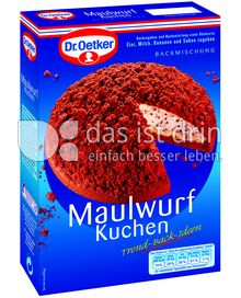 Produktabbildung: Dr. Oetker Maulwurf Kuchen 435 g