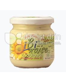 Produktabbildung:  iBi-naise »Knoblauch« 180 g