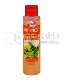 Produktabbildung: Hela American Dressing Light 400 ml