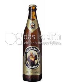 Produktabbildung: Franziskaner Hefe-Weissbier hell 500 ml