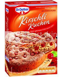 Produktabbildung: Dr. Oetker Kirschli Kuchen 435 g